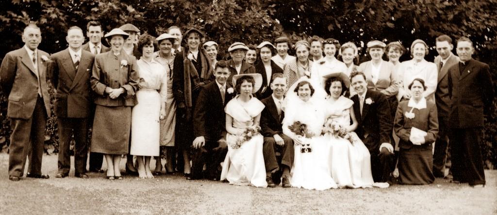 Into the Past Wedding Memories