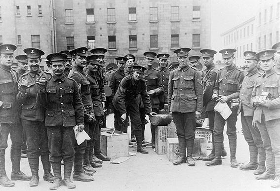 Irish Regiment Gallipoli