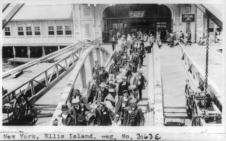 Irish-Immigrants-Ellis-Island